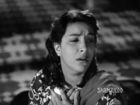 Yeh Sham Ki Tanhaiyan - Raj Kapoor - Nargis - Aah - Lata Mangeshkar - Evergreen Hindi Songs Superhit Song