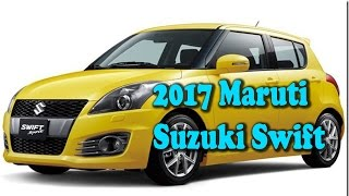 2017 Maruti  Suzuki Swift Features and Specifications II Rectv india