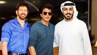Shahrukh Khan & Kabir Khan In DUBAI For New Promotional Short Film Dubai Tourism