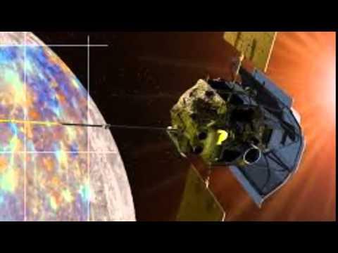 NASA's Messenger Mission is Set to Crash Into Mercury News Video
