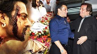 Baahubali Team PAYS Tribute To Vinod Khanna, Salman Khan & Vinod Khanna Shares Special Bond