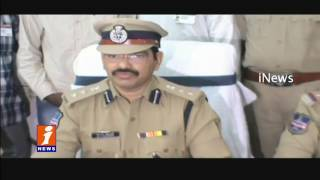 OU Police Chased Indira Devi murder Case In 24 hours | Recovered Stolen Properties | iNews