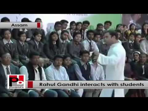 Rahul Gandhi- We don't focus on is the everyday problem that women face