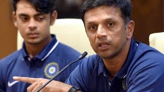 Rahul Dravid Approached For Team India Coaching Job - Sports News Video