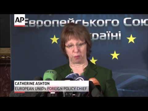 Ukraine- No New Government Before Thursday News Video