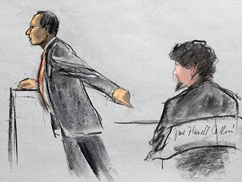 Closing Arguments in Boston Bomber Trial News Video
