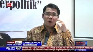Pembahasan TNI-Polri Berpolitik di DPR Berlangsung Alot