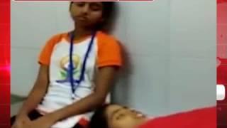 पीएम मोदी के योग कार्यक्रम में बारिश में भीगने से 150 बच्चे बीमार