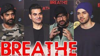 BREATHE Special Screening | R. Madhavan, Arbaaz Khan, Arshad Warsi, Sooraj Pancholi