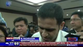Nazar Akan Bantu KPK Ungkap Penerima Aliran Dana Permai Grup