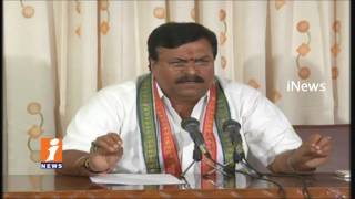 Cong MLC Ponguleti Sudhakar Reddy Fires On TRS Govt Over Crime Rate Increased In Hyderabad | iNews