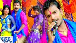 Sali Ke Choli Sarhaj Ke Saya - Rang Dale Da Holi Me - Pramod Premi - Bhojpuri Hot Holi Songs