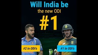 India's Quest to No. 1