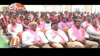 KCR Focus On TRS Ground Level Development For 2019 Elections | Loguttu | INews