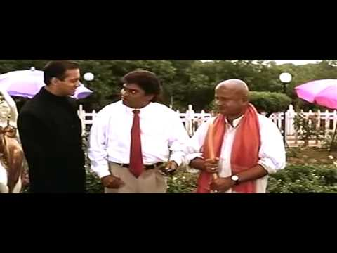 Johnny Lever Comedy Scene - Chori Chori Chupke Chupke - Bollywood Movie Comedy Scene