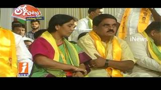 Is Chandrababu Assure Chief Whip Post For Palle After Expel From Cabinet   Loguttu   iNews