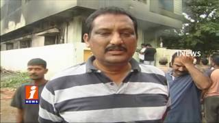 Fire Accident at Sea Foods in Prakasam District | iNews