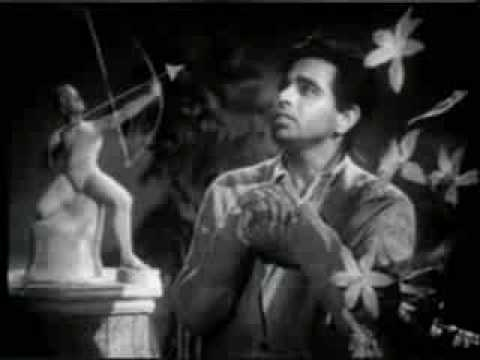 KOHI NAHIN MERA IS DUNIYA MEIN - TALAT MAHMOOD - DAAG [1952] - Superhit Old Song
