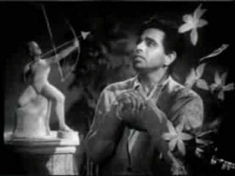 KOHI NAHIN MERA IS DUNIYA MEIN - TALAT MAHMOOD - DAAG [1952] - Superhit Old Song