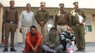 पति-पत्नी करते थे देह व्यापार का धंधा, पुलिस ने 6 को दबोचा