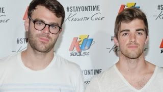 The Chainsmokers Call US Drinking Laws 'bizarre'