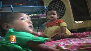 10 Children Ends Life In Shishu Gruha Over Lack Of Nutritious Food In Nalgonda | iNews