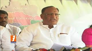 Gutha Sukender Reddy Denies His Joining in Congress Rumors | Respond on Komatireddy Comments | iNews