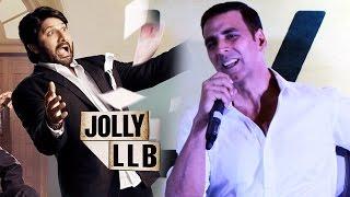 Akshay Kumar GETS Angry At Reporter At Jolly LLB 2 Success Press Meet