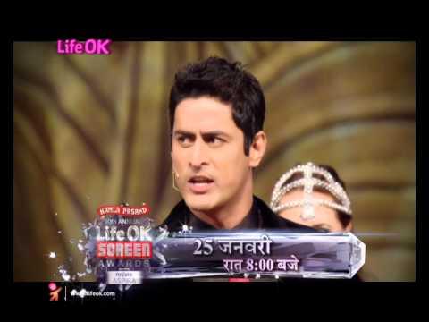 Life OK Screen Awards- SRK and Mohit Raina! video - id 341c949d7c39 - Veblr  Mobile