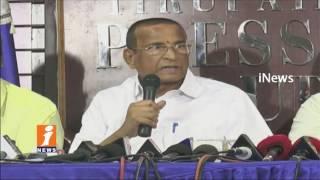TDP MLC Gali Muddu Krishnama Naidu Slams YS Jagan Over His Comments On Nara Lokesh | iNews