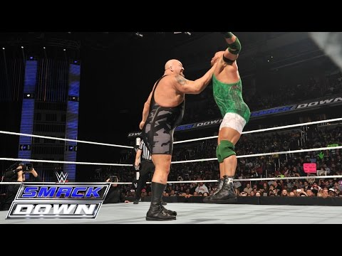 After battling Kane, Ryback is forced to take on Big Show - SmackDown, March 5, 2015 - WWE Wrestling Video