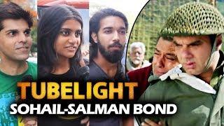 Public LOVED Salman-Sohail Bond In TUBELIGHT Trailer - Public Reaction