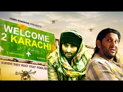 Arshad Warsi MISSING From 'Welcome To Karachi' Promotions