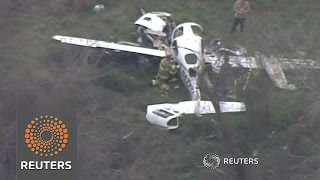 Four killed in Texas small plane crash News Video