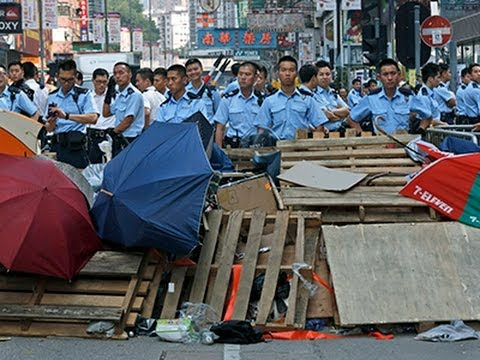 Little Progress Made in HK Protest Talks News Video