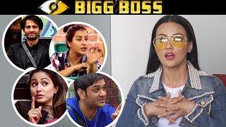 Sana Khan On Hiten Tejwani's EVICTION And WINNER Prediction   Bigg Boss 11