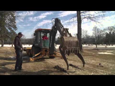 Harsh Winter, Brutal Work for Wis. Gravediggers News Video