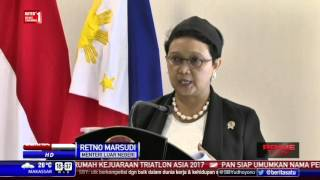 Indonesia Bentuk Kesepakatan Pengamanan Laut dengan Malaysia dan Filipina