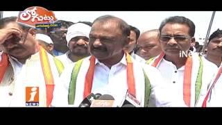 Secret Behind Mega Star Chiranjeevi Silent In AP Congress Party ? | Loguttu | iNews