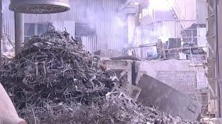 स्टील फैक्ट्री में धमाके से 8 लोग घायल