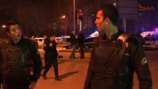 Raw- Deadly Blast Targets Ankara News Video