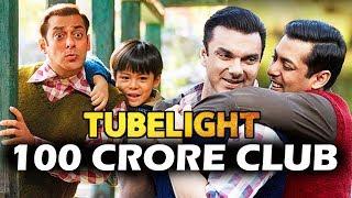 Salman's Tubelight INCHES Closer To 100 Crores