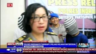 Polres Indramayu Bekuk 2 Pelaku Kejahatan Seksual
