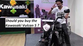 Should you buy the Kawasaki Vulcan S ?