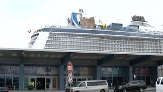 More Passengers Debark Battered Cruise Ship News Video