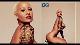 Sexy Model Amber Rose Hot Naked Pics On Google