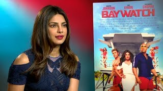 Baywatch cast responds to negative reviews | Priyanka Chopra, Zac Efron, Alexandra - Interview