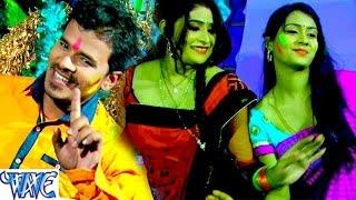 P k Holiya Me Daru Giral Ba Sajanwa Sakhi - Rang Dale Da Holi Me - Pramod Premi - Bhojpuri Hot Holi Songs