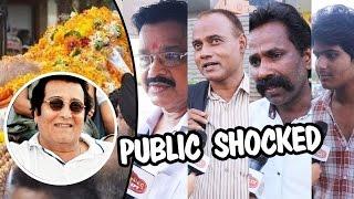 Vinod Khanna PA$$ES AWAY - PUBLIC REACTION - Vinod Ji Amar Rahe