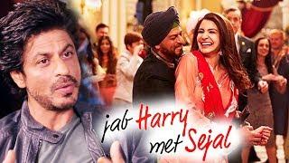 Shahrukh Khan's REACTION On Jab Harry Met Sejal Poor Performance - Box office